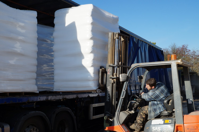 Bagged Pine Sawdust ~ Bagged sawdust supplies